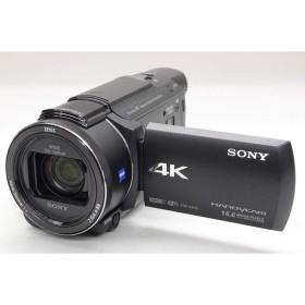 [中古] SONY 4K Handycam FDR-AX55