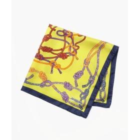 TOMORROWLAND / トゥモローランド JEAN-JACQUES ROGERS ローププリントシルクスカーフ