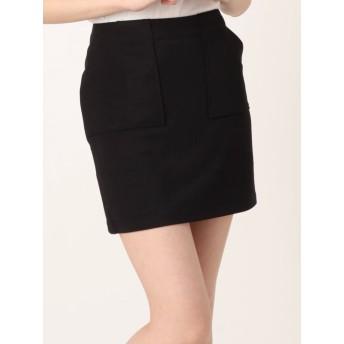 ミニスカート - EMODA BOXYポケットミニスカート