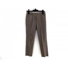 【中古】 セオリーリュクス theory luxe パンツ サイズ36 S レディース ベージュ