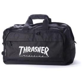 5b483e2830 スラッシャー THRASHER THRASHER/スラッシャー ボストンバッグ (ブラック)