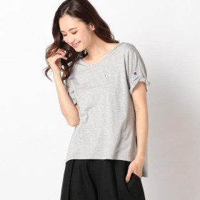 [マルイ]【セール】ChampionVスリットTシャツ/ミューズ リファインド クローズ(MEW'S REFINED CLOTHES)