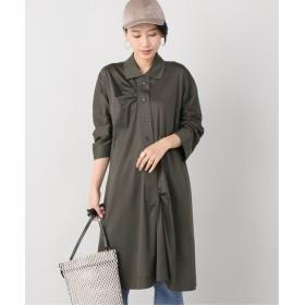 VERMEIL par iena LEMAIRE ポロドレス◆ グレー 8