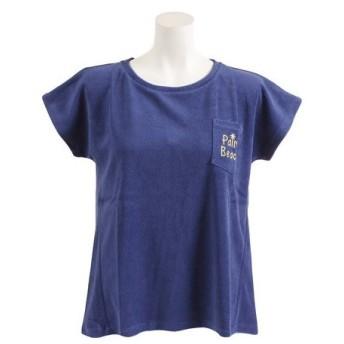 スウィベル(Swivel) パームタオル 半袖Tシャツ 870SW9EG6424 NVY (Lady's)