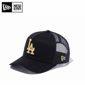 ニューエラ NEW ERA キャップ 帽子 ジュニア Youth ユース 9FORTY フォーティ A-Frame フレーム トラッカー ロサンゼルス・ドジャース 12018916