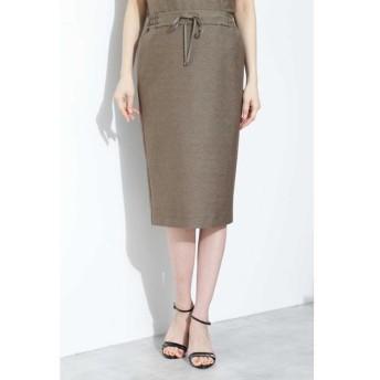 BOSCH / ボッシュ [ウォッシャブル]ストレッチデニムジャージースカート