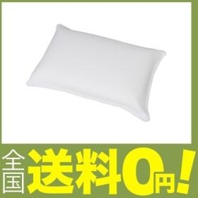 アイリスオーヤマ 枕 低反発 洗える ホテル風 もちもち 幅63×奥行43cm ホワイト HSPM-6343
