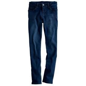 すごく伸びるデニムスキニーパンツ(股下76cm) (レディースパンツ),pants