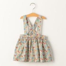 シップス キッズ(SHIPS KIDS)/SHIPS KIDS:リバティ ジャンパー スカート(80~90cm)
