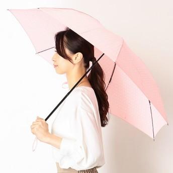 [マルイ]【セール】雨傘(3段/折りたたみ/ミニ)【グラス骨】ドット柄(レディース)/ポロ ラルフローレン(傘)POLO RALPH LAUREN(umbrella)