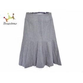 ホコモモラ JOCOMOMOLA スカート サイズ40 XL レディース ダークグレー   スペシャル特価 20190806