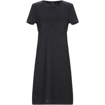 《セール開催中》VERO MODA レディース ミニワンピース&ドレス ブラック L ポリエステル 95% / ポリウレタン 5%