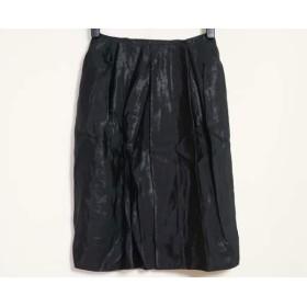 【中古】 マルニ MARNI スカート サイズ38 S レディース 美品 黒