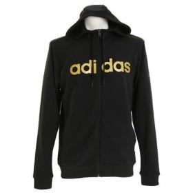 アディダス(adidas) ESSENTIALS ビッグリニアロゴ スウェットフルジップパーカー DUV62-CE0208 (Men's)