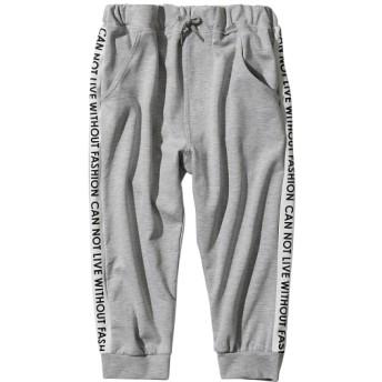 脇ラインジョガーパンツ(男の子 子供服。ジュニア服) パンツ