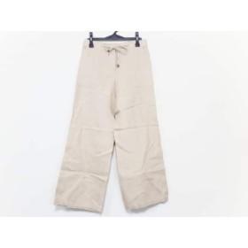 【中古】 スキャパ Scapa パンツ サイズ38 L レディース ベージュ