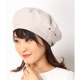 [マルイ] 布帛ベレー帽/U.Q(U.Q)