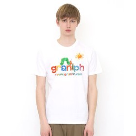 【グラニフ:トップス】グラニフ Tシャツ メンズ レディース 半袖 グラニフロゴ(エリックカール)