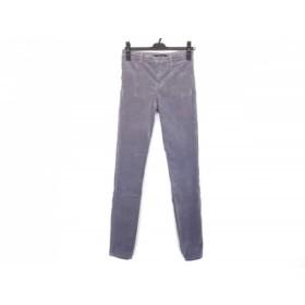【中古】 ジェイブランド J Brand パンツ サイズ25 XS レディース ダークグレー ベロア