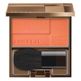 ルナソル LUNASOL カラーリングシアーチークス (グロウ)EX03 Urban Coral 限定色【レフィル】【メール便可】