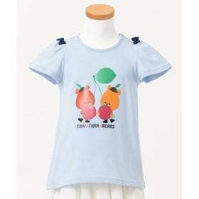 any FAM KIDS チェリー ルルロロ Tシャツ