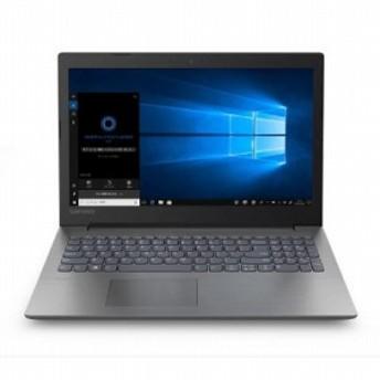 Lenovo レノボ 15.6型ノートパソコン ideapad 330 81DE02NKJP オニキスブラック [ intel Celeron /HDD:1TB /メモリ:4GB]