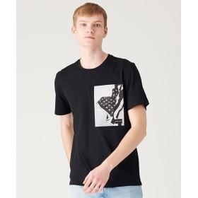 [マルイ]【セール】【CALVIN KLEIN JEANS】 フラッグ プリント Tシャツ/カルバン・クライン(CALVIN KLEIN)