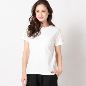 [マルイ]【セール】ChampionポケットTシャツ/ミューズ リファインド クローズ(MEW'S REFINED CLOTHES)