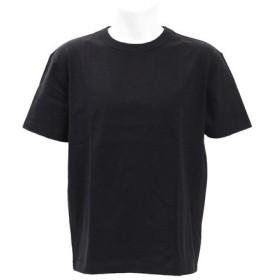 PGAC(PGAC) ヘビーウエイト半袖Tシャツ 871PA9CD6335BLK (Men's)