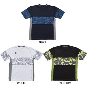 スフィーダ メンズ スターカモプラクティスシャツ サッカーウェア フットサルウェア トップス 半袖Tシャツ SA-19S03