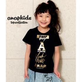 【セール開催中】ANAP KIDS(キッズ)ロゴマークTシャツ
