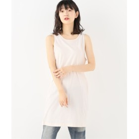 journal standard luxe 【6397/シックススリーナインセブン】 TANK DRESS ピンク M