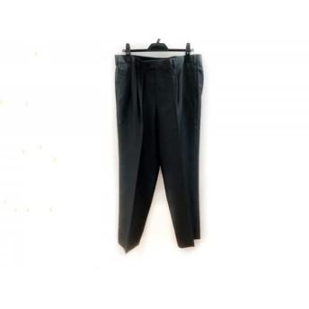 【中古】 ランバン LANVIN パンツ サイズST48-55-94 メンズ ダークグレー