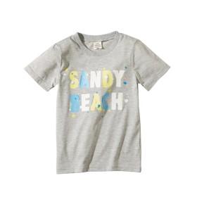 綿混プリント半袖Tシャツ(男の子。女の子 子供服) Tシャツ・カットソー