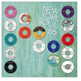 Various Artists New York Soul 66 CD