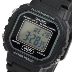 カシオ CASIO イルミネーター メンズ 腕時計 LA-20WH-1A 液晶