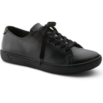 【BIRKENSTOCK】Arran Natural Leather ブラック 天然皮革 ビルケンシュトック