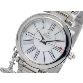 ヴィヴィアン ウエストウッド VIVIENNE WESTWOOD クオーツ レディース 腕時計 VV006PSLSL ホワイト