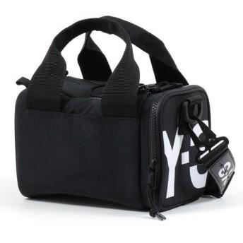 Y-3 ワイスリー adidas アディダス YOHJI YAMAMOTO DY0536 MINI BAG ナイロン ミニボストン ショルダーバッグ BLACK メンズ