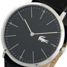 ラコステ LACOSTE 腕時計 メンズ レディース 2010873 クォーツ ブラック ブラック
