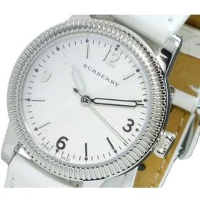 バーバリー BURBERRY クオーツ レディース 腕時計 BU7846 ホワイト