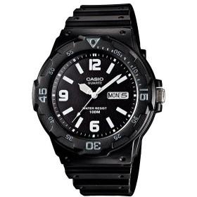 カシオ CASIO 海外モデル 腕時計 MRW200H-1B2 ブラック