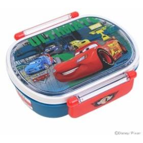 カーズ<Cars> 食洗機対応タイトランチボックス 小判型 <弁当箱> 360ml カーズ18柄 QA2