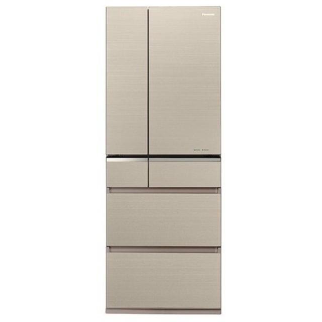 PANASONIC NR-F505XPV-N マチュアゴールド 冷蔵庫(501L・フレンチドア)