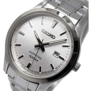セイコー SEIKO クオーツ レディース 腕時計 SXDG61P1 シルバー シルバー