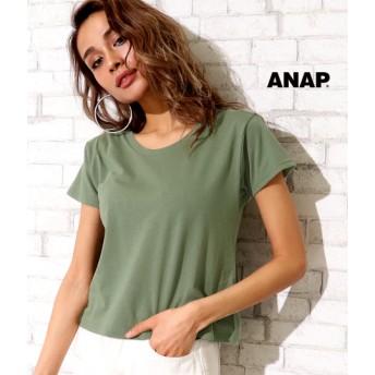 【セール開催中】ANAP(アナップ)シンプルTシャツ