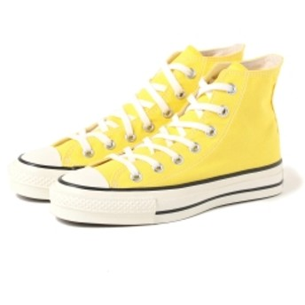 CONVERSE / ALL STAR J HI YELLOW レディース スニーカー YELLOW 24