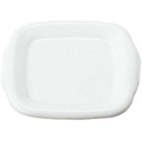 野田琺瑯 ホワイトシリーズ 琺瑯蓋WS-M&L用(ホワイト) HFS-ML