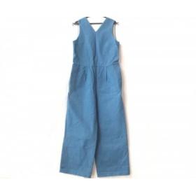 【中古】 マイ MY オールインワン サイズ0 XS レディース ブルー