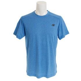 【Super Sports XEBIO & mall店:トップス】ショートスリーブ ヘザーテックTシャツ AMT53091EBH